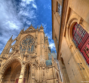 Metz - Photo by MorBCN via Flickr