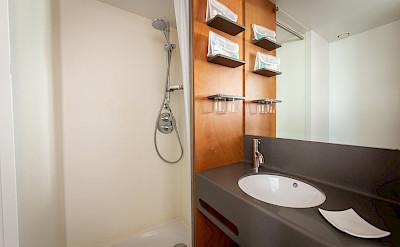 Bathroom | Ave Maria | Bike & Boat Tour