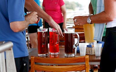 Beer tasting | Ave Maria | Bike & Boat Tour