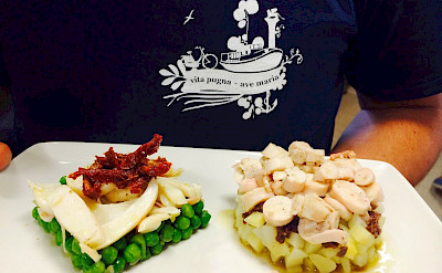 Dining on Board | Ave Maria | Bike & Boat Tour