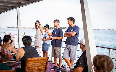Tour guides | Ave Maria | Bike & Boat Tour