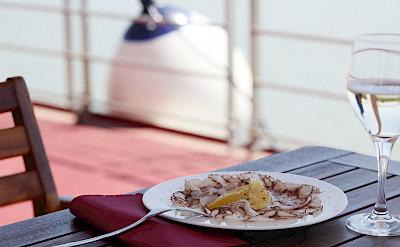 Food & Wine | Ave Maria | Bike & Boat Tour