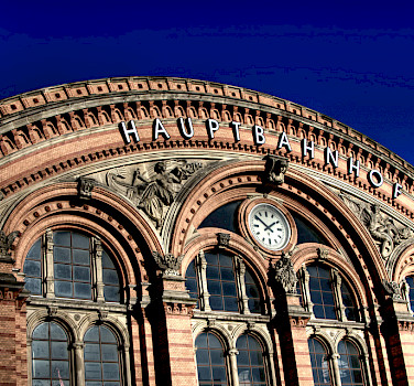 Bremen to Magdeburg