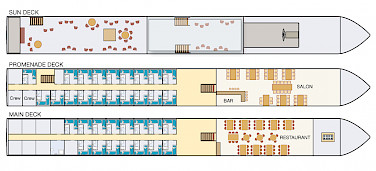 floor plan - MS Patria