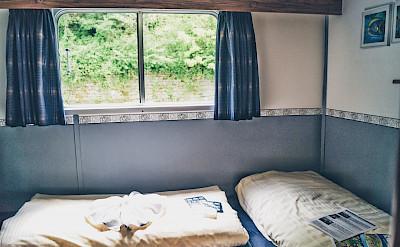 Twin Cabin | Patria | Bike & Boat Tours