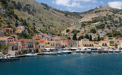 Symi Island in Greece. Flickr:Chris Parker
