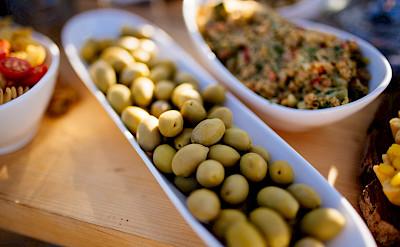 Fresh olives in Greece! Flickr:Nenad Stojkovic