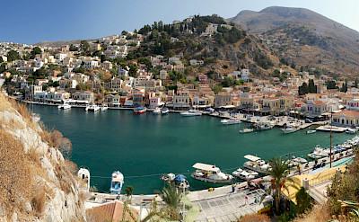 Symi Island in Greece. Flickr:Scouse Smurf