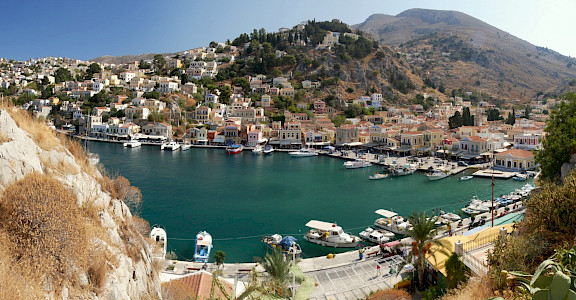 Symi Island in Greece. Flickr:Scouse Smurf