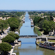 Aigues Mortes in France. Flickr:mthatd