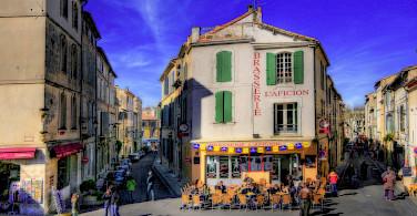 Place de la Republique in Arles, France. Photo via Flickr:Wolfgang Staudt