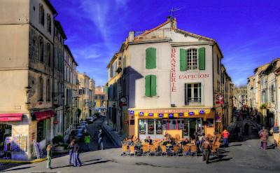 Place de la Republique in Arles, France. Flickr:Wolfgang Staudt