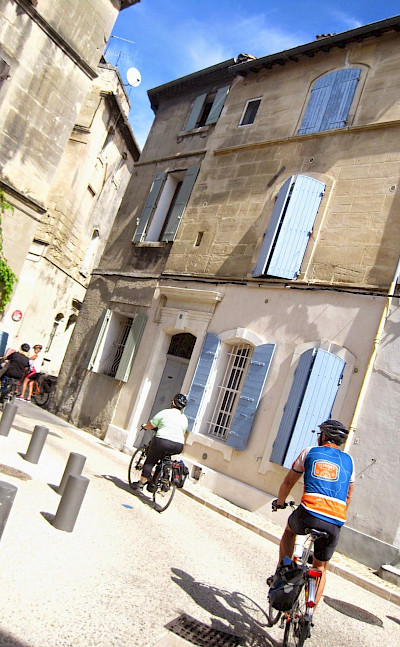 Biking the Provence - Wilderness of Camargue Bike Tour in France. ©Photo via TO