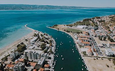Omiš, Croatia. CC:Kris Martyn
