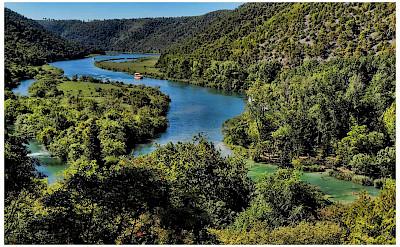 Krka National Park in Croatia. Flickr:Mario Fajt