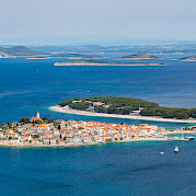 National Parks of Dalmatia E-Bike and Boat Photo