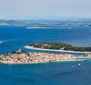 National Parks of Dalmatia E-Bike and Boat