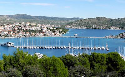 Rogoznica on the Adriatic Sea in Croatia. Flickr:m.prinke