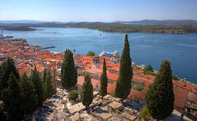 Along the Dalmatian Coast in Šibenik, Croatia. Flickr:Björn Groß