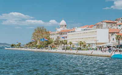 Šibenik, Croatia. Flickr:Marco Verch