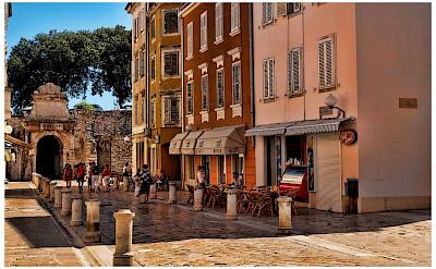 Zadar, Croatia. Flickr:Mario Fajt