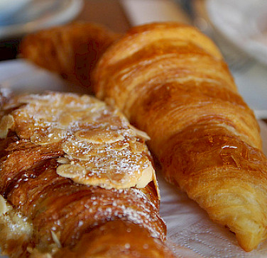 Croissants for breakfast! Photo via Flickr:avlxyz