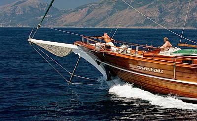 Sunning | Deriya Deniz | Bike & Boat Tours