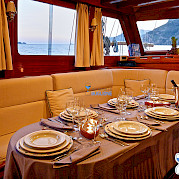Dining | Deriya Deniz | Bike & Boat Tours