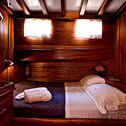 Double Cabin on Deriya Deniz | Bike & Boat Tours