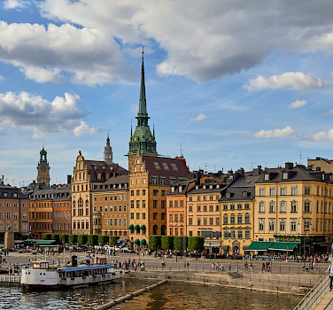 "Stockholm, Sweden. Photo via Flickr:Pedro Szekely <a href=""https://creativecommons.org/licenses/by-sa/2.0/"" target=""_blank"">CC BY-SA 2.0</a>"