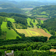 Thuringia, the Green Heart of Germany Photo