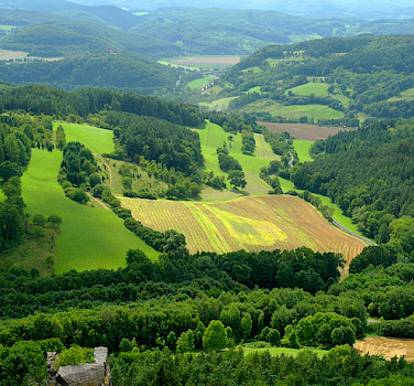 Thuringia, the Green Heart of Germany