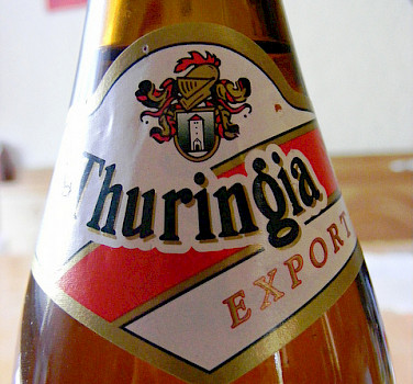 Fine old Thuringia beer! Photo via Flickr:lasthero