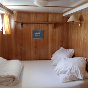 double bed cabin - Soleo
