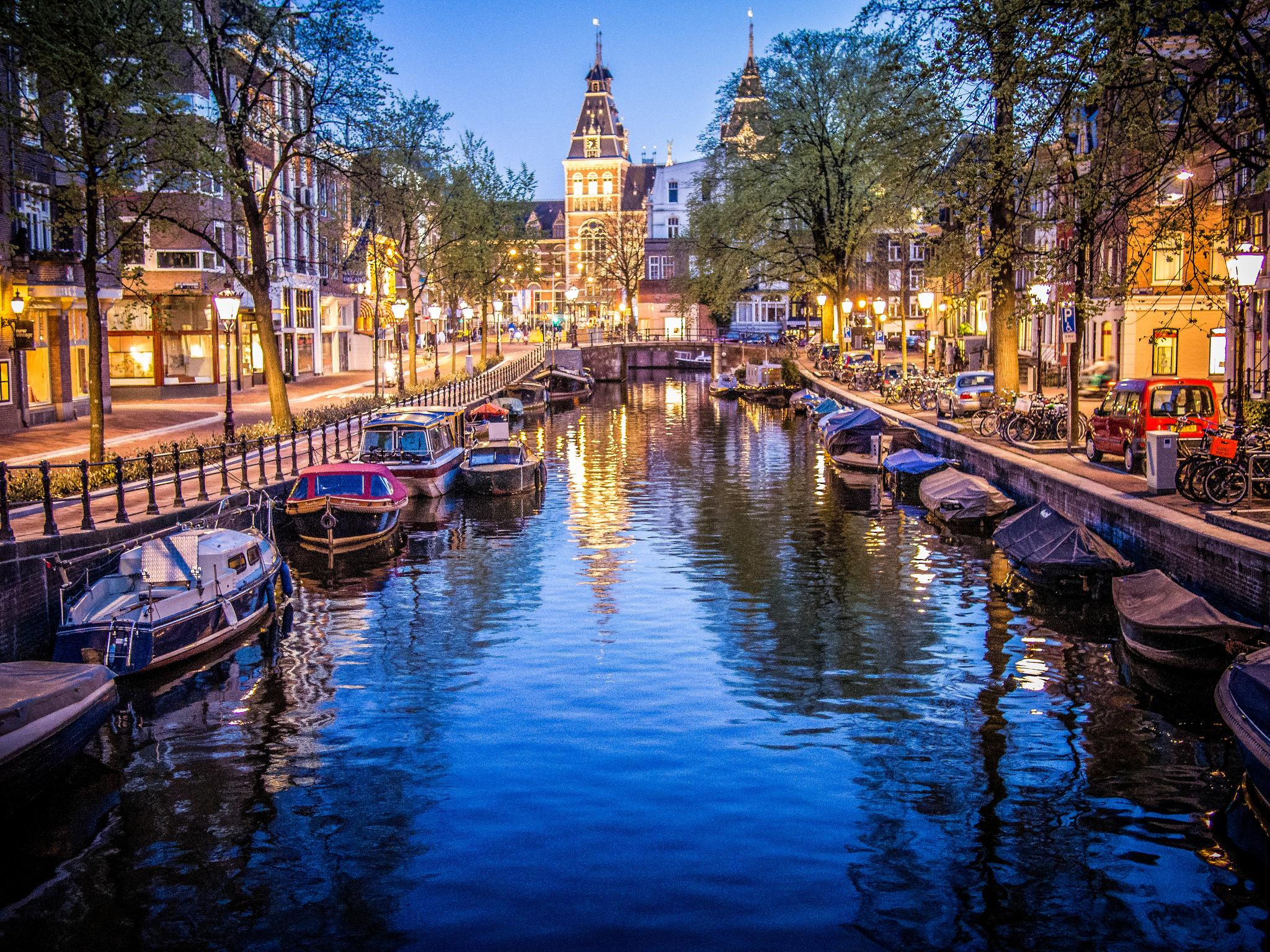 Tulip Tour Bike And Barge Tour Netherlands Belgium