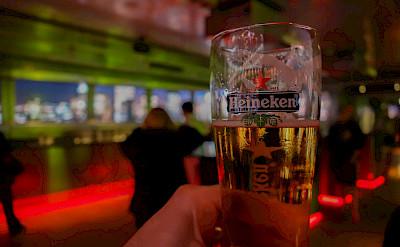 Cool Heineken awaits after a biking day. Photo via Flickr:Brandon