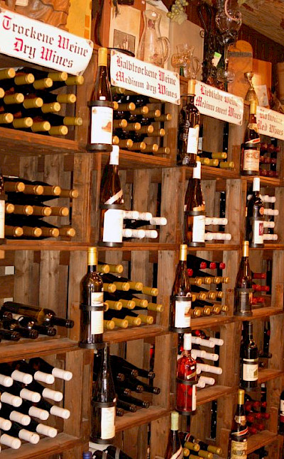 Wine Shop in St Goar. Rhine River Valley in Germany has great wines! Flickr:Cat