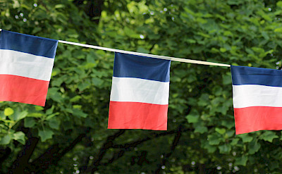 French flag. ©TO