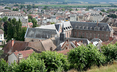 Château-Thierry in France. Flickr:Noj Han