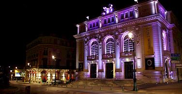 Epernay, France. Photo via Flickr:Donald Judge