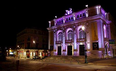 Epernay, France. Flickr:Donald Judge