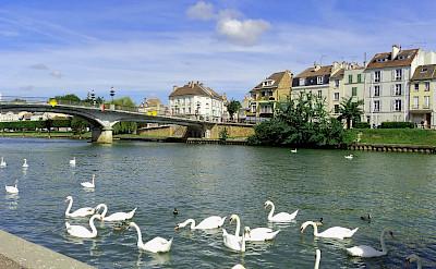 Lagny sur Marne in France. Flickr:Cedric Biennais