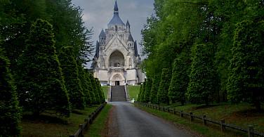 Memorial in Dorman, France. Photo via Flickr:jinterwas