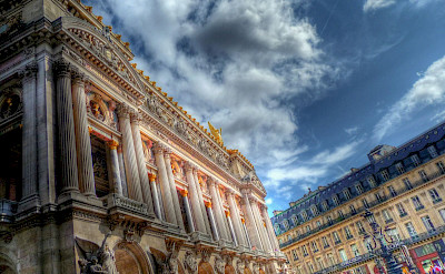 Opera House in Paris, France. Flickr:alainlm