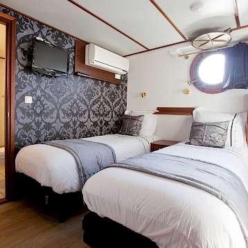 Magnifique - twin cabin - Magnifique