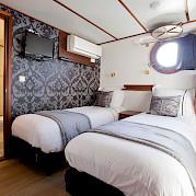 twin cabin - Magnifique