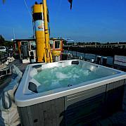 hot tub - Magnifique