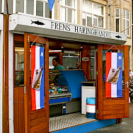 A Haring (Herring) Shop in Amsterdam. Flickr:cheeseslave
