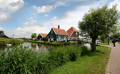 Open Air Museum, Zaanse Schans. Photo via Netherlands Board of Tourism
