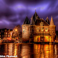 Weigh House in Amsterdam, North Holland, the Netherlands. Flickr:Elyktra